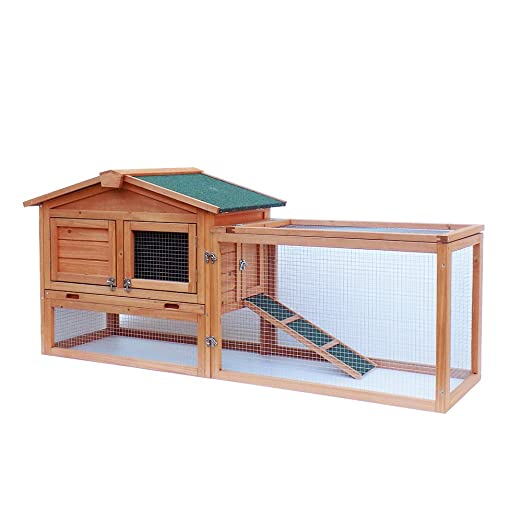 Olymstore color madera natural resistente al agua gallinero ...