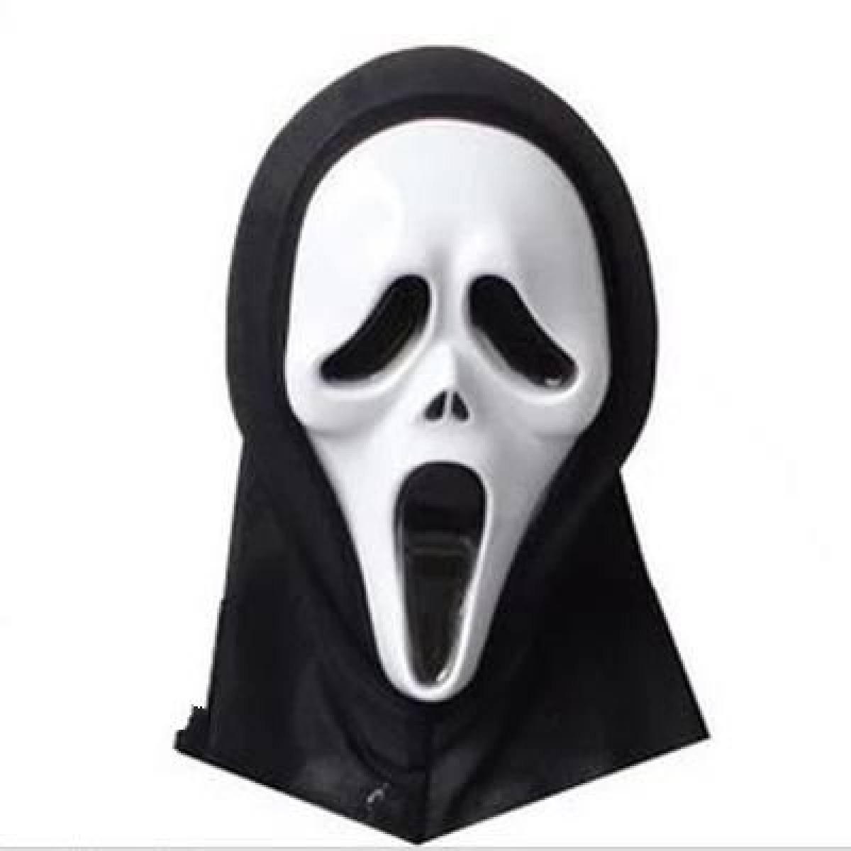 Nihiug Halloween Masquerade Horror Mit Geistern Ganze Leute Horror Hölle Mann Latex Pest Vogel Maske Doktor Maske,A