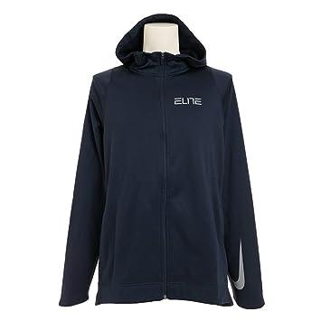 Nike M NK Thrma Elite Hoodie FZ STR Basketball Sweatshirt for Man ... 2e21047357