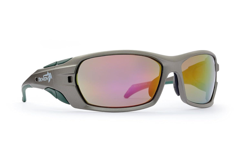 Demon Masterpiece Cat 3 Sonnenbrille Outdoor, Unisex Erwachsene Einheitsgröße