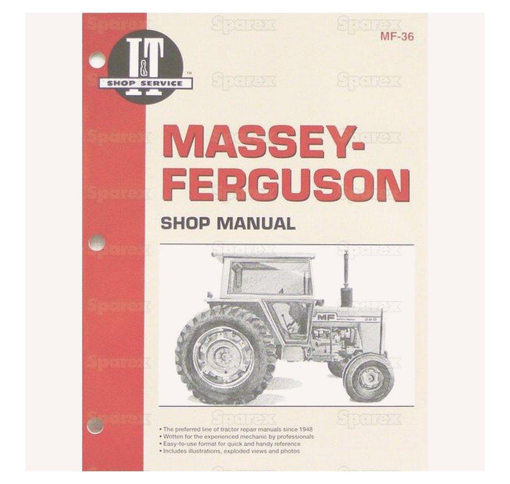 Amazon.com: Sparex, Massey Ferguson36 Manual, Service, Massey Ferguson 285  For Various Makes: Industrial & Scientific