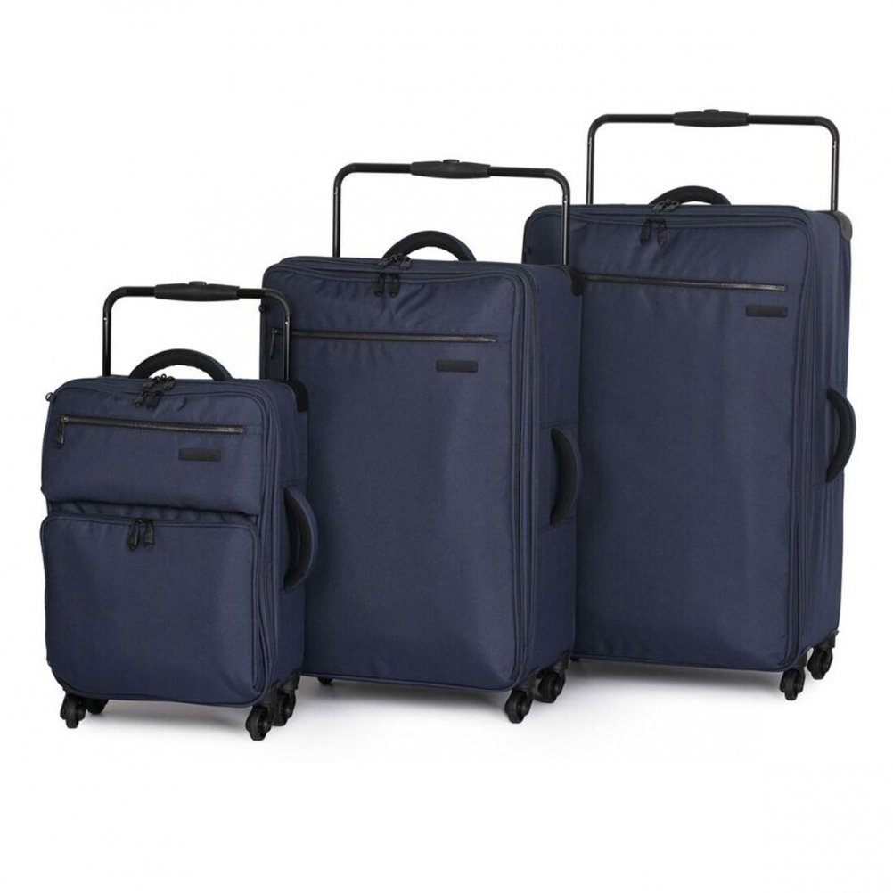 It Luggage World'S Lightest Tritex 4 Wheel Spinner 3Pc Set by IT Luggage