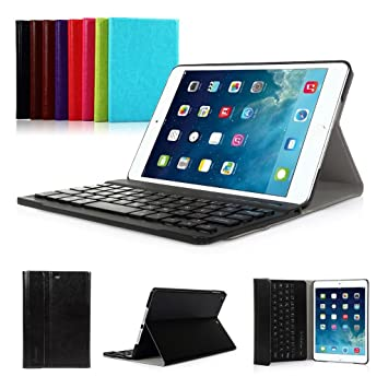 iPad 2017 9.7 New Pad Funda con Teclado Bluetooth ,CoastaCloud iPad 2017 9.7