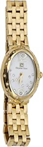 Christian Geen Analog Watch For Women - Stainless Steel, Gold - 9049Lls-Bk