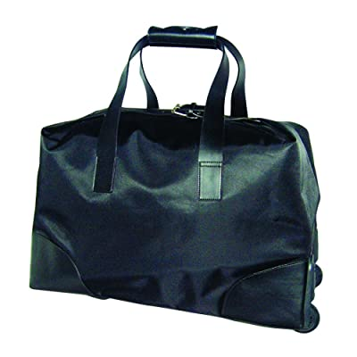 City Lights Ultra-Chic Cosmetology Tote, Black