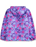 Mallimoda Girls Hooded Jacket With Fleece Liner