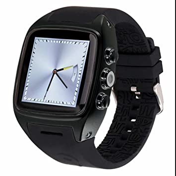 Reloj Inteligente Deportes Reloj Inteligente WiFi 3G GPS Reloj Inteligente Podómetro Monitor de Ritmo Cardíaco para