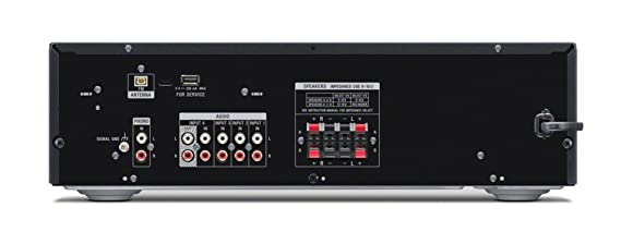 Sony STR-DH190 - Receptor estéreo (Bluetooth, Entrada Phono, Compatible con Tocadiscos), Color Negro: Amazon.es: Electrónica