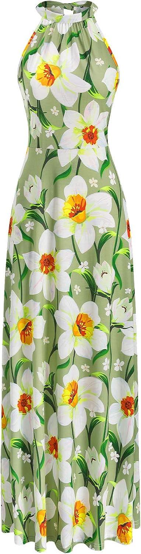 STYLEWORD Womens Off Shoulder Elegant Maxi Long Dress