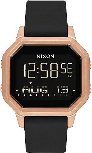 Nixon Reloj Mujer de Digital con Correa en Silicona A1211 1098-00 ...