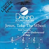 : Jesus Take The Wheel [Accompaniment/Performance Track]