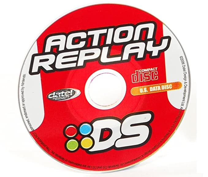action replay disc software mac