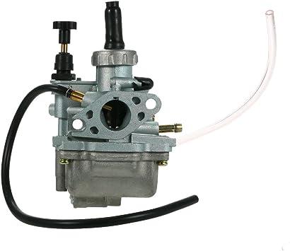 perfk Vergaser Ersetzen F/ür Suzuki LT80 LT 80 QUADSPORT ATV 1987-2006 Vergaser
