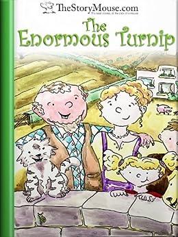the enormous turnip story pdf