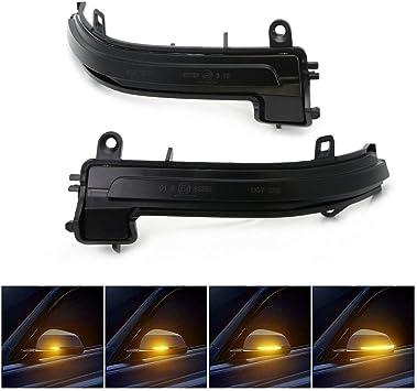 LED Indicator Blinker Repeater Dynamic Light For BMW F20 F21 E84 2 4 12V