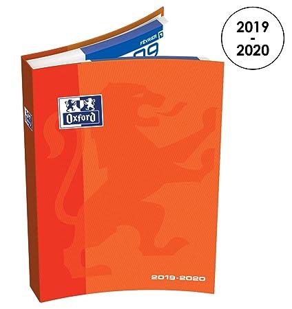 Oxford, Agenda escolar 2018- 2019, 1 día por página 352 ...