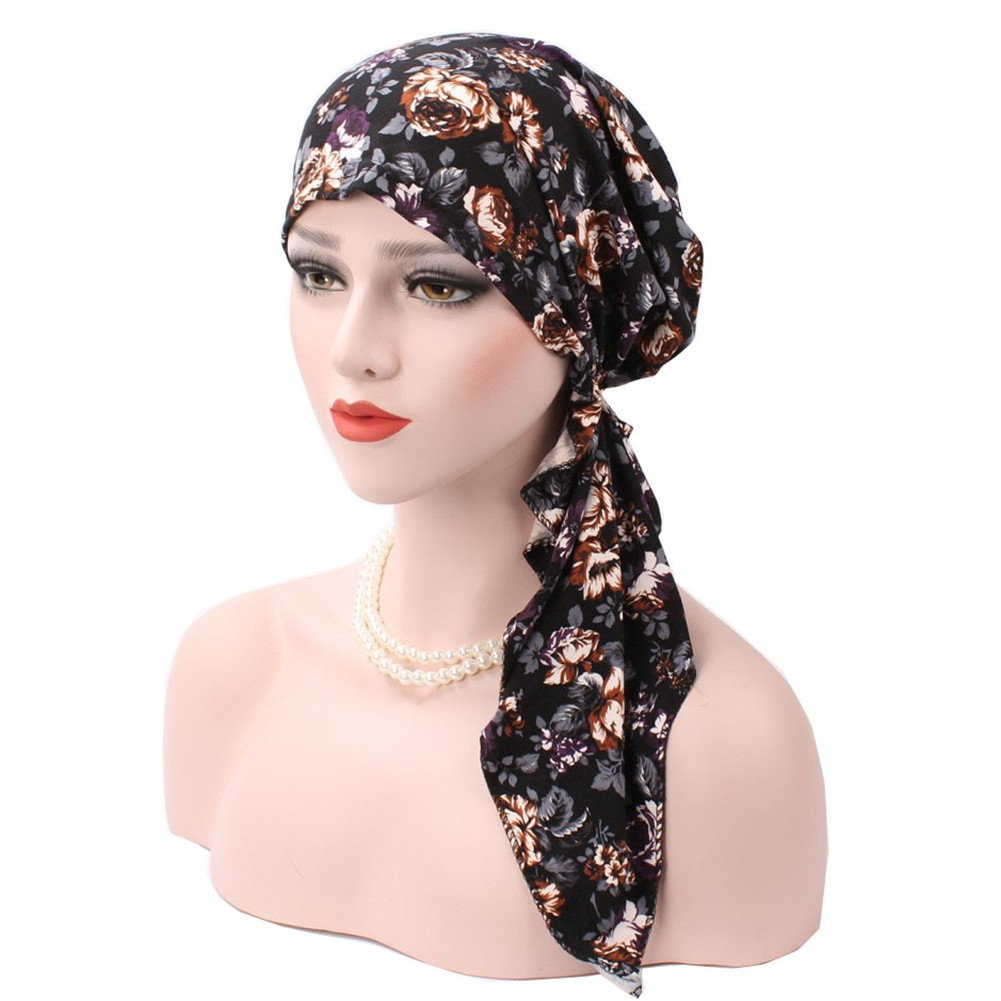 SKK BABY Chemo Hats for Women Cancer Patients Hair Loss