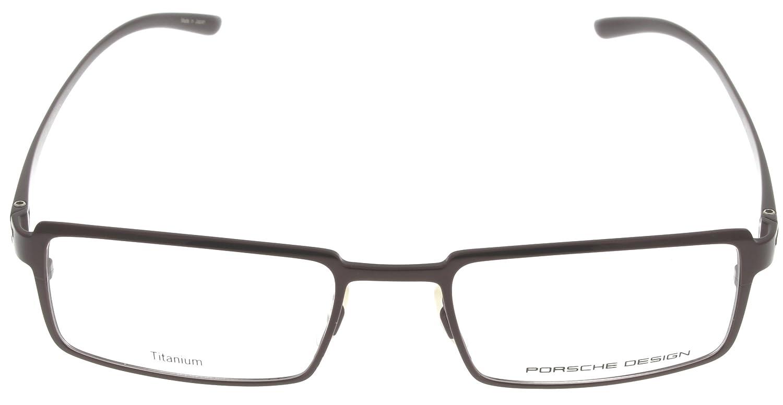 3359fc383e6 Porsche Design Prescription Titanium Frame Mens P8157 D  Amazon.ca   Clothing   Accessories