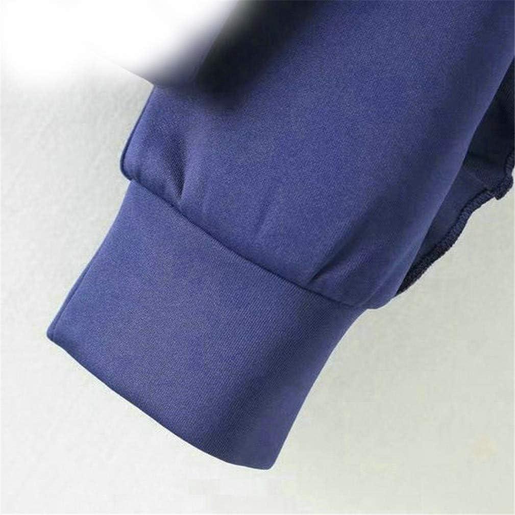 freelove Women Casual Hoodie Sweatshirt Ruffles O Neck Long Sleeve Purple Blue Ladies Autumn Winter