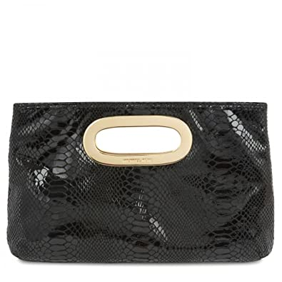 6f5a70816cd3 MICHAEL Michael Kors Berkley Pochette femme Noir one size  Amazon.fr ...