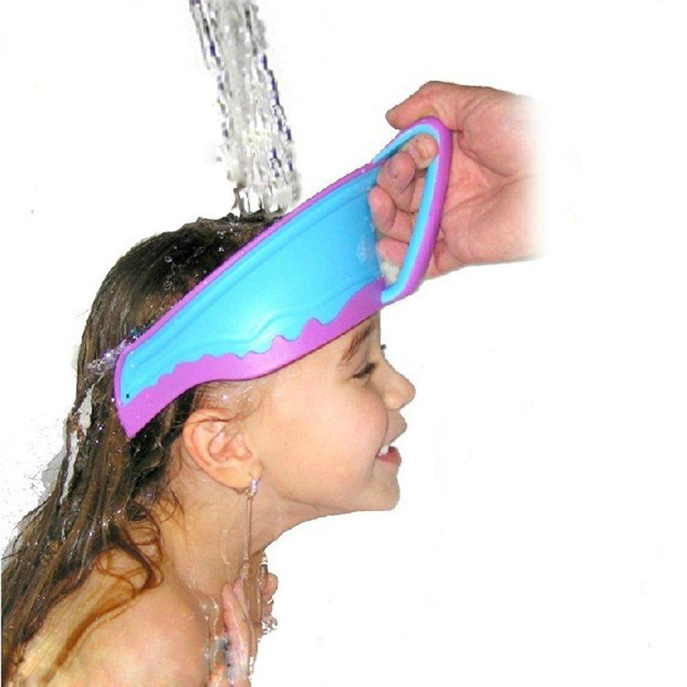 EQLEF® Shampoo Doccia sicura balneazione Proteggere morbido cappello della protezione per il bambino dei capretti dei bambini