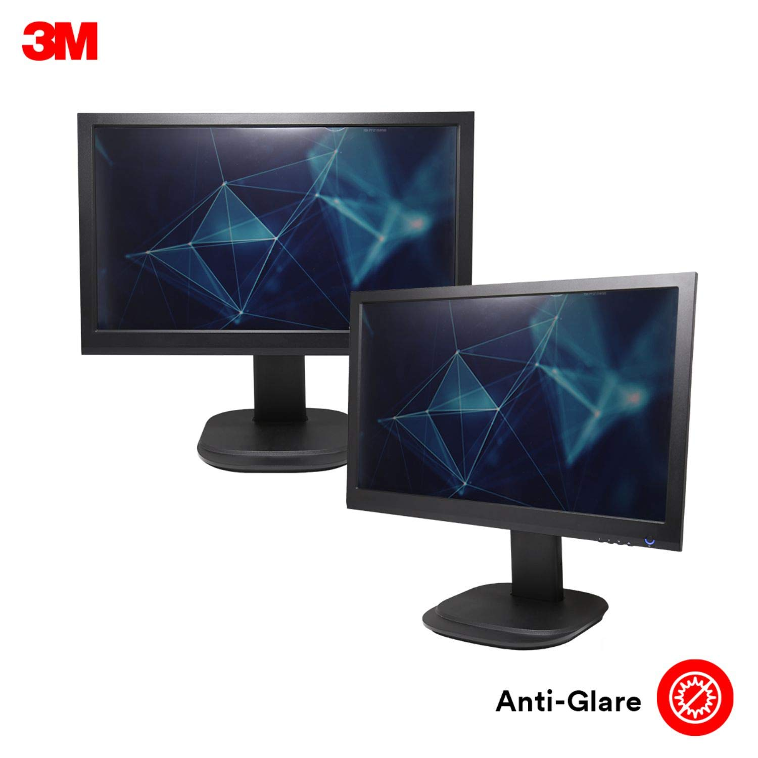 "3M Anti-Glare Filter for 21.5"" Widescreen Monitor (AG215W9B)"