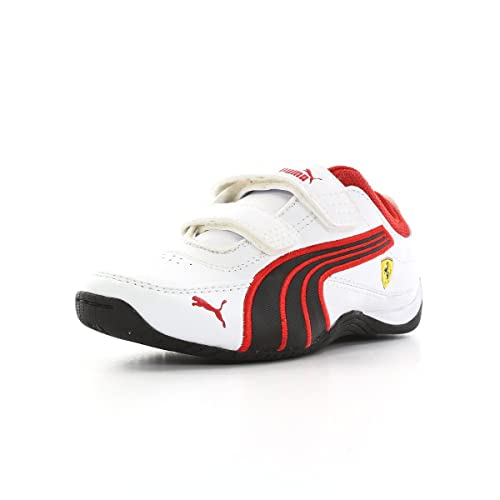 Zapatillas PUMA para niños FASHION SNEAKER DRIFT CAT 4 FERRARI PUMA T:22: Amazon.es: Zapatos y complementos