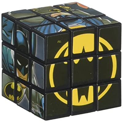 Batman Puzzle Cube, Party Favor: Toys & Games
