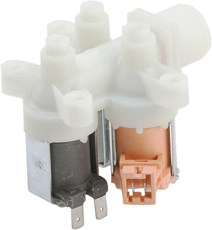 110538002 3-Wege-Ventil für AEG Waschmaschinen 4071360194 1100991080