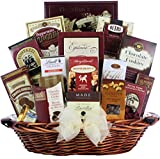 GreatArrivals Gift Baskets Peace and Prosperity Large: Gourmet Holiday Chocolate Gift Basket, 1.63 Kg