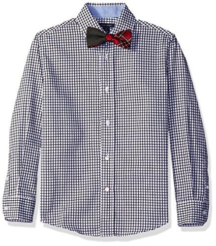 Tommy Hilfiger Boys Plaid Shirt