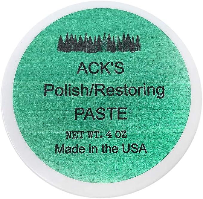 Ack S Acks Polish Restoring Polier Paste Zum Drechseln 4 Oz 113g Baumarkt