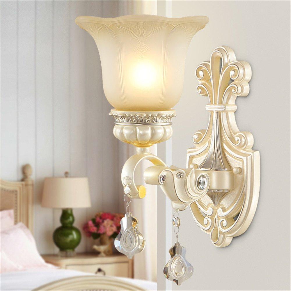 DengWu lampada da parete Continental illuminazione luci da parete soggiorno sfondo lampade a parete, l'hotel camere da letto balcone posto letto Lampade da parete
