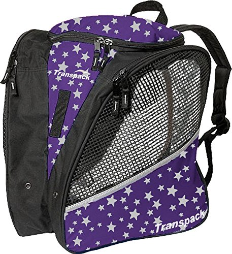 Free Transpack EDGE Jr. Print - Purple Star