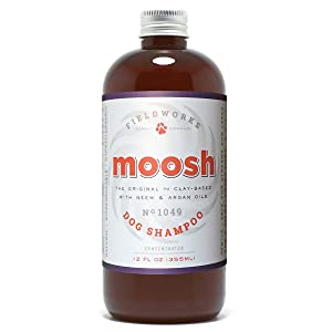 Fieldworks Moosh Natural Dog Shampoo