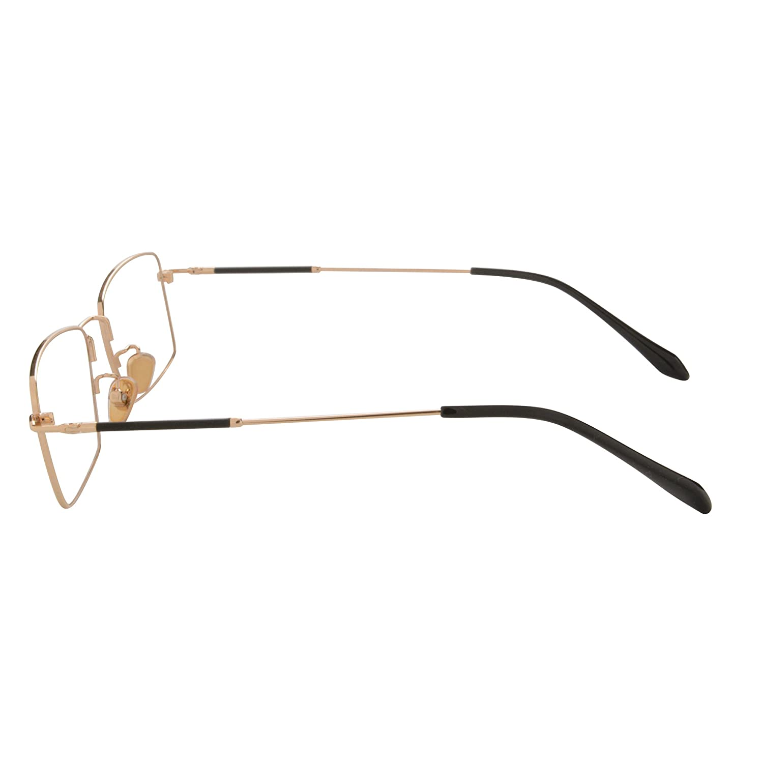MEDOLONG Customized Anti Blue Light Eyewear Metal Frame Myopia Glasses-NS9006