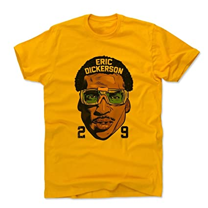 Amazon.com   500 LEVEL Eric Dickerson Shirt - Vintage Los Angeles ... ec4e08344