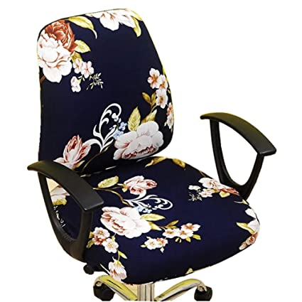 Admirable Amazon Com Seiyue Computer Office Chair Cover Protective Pabps2019 Chair Design Images Pabps2019Com