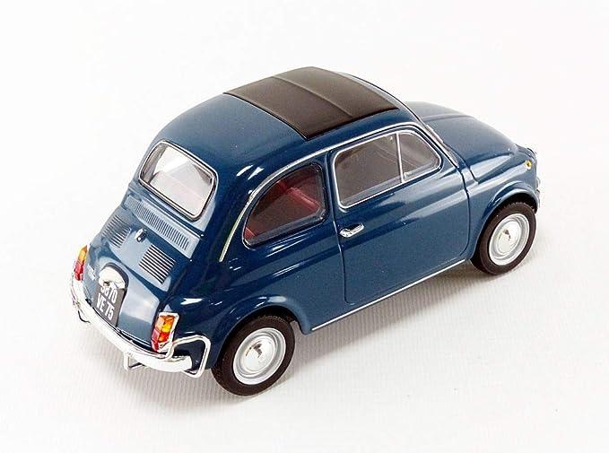 Norev NV187770 1:18 1968 Fiat 500 L-Blue