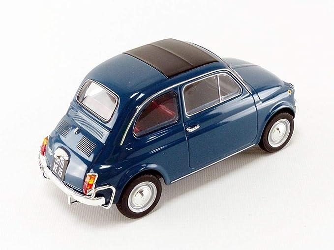 Fiat 500 l 1968 azul coche modelo 1:18//norev