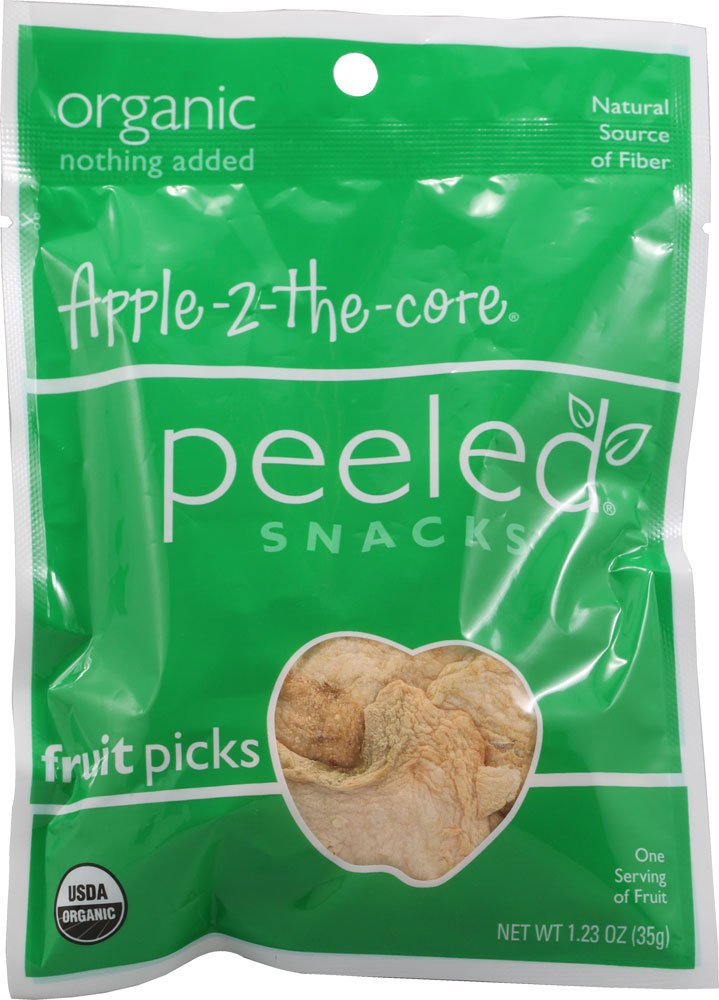 Apple-2-the-Core Peeled Snacks 10/1.23 oz Pkts