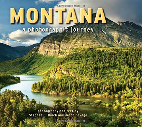 The wonders of the Big Sky have never been so accessible as in Farcountry Press' newest release, Montana: A Photographic Journey. Featuring the striking photography of Stephen C. Hinch and Jason Savage, this book celebrates all things Montana. Jam pa...