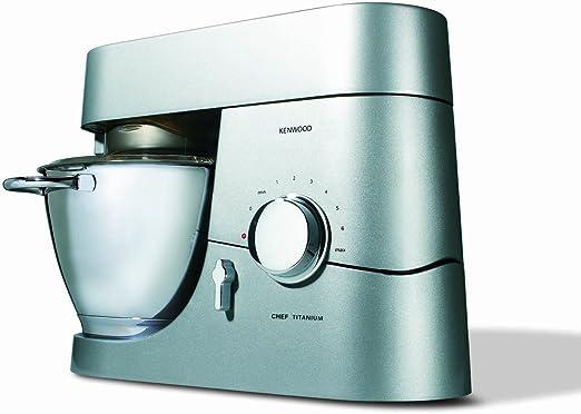Kenwood KMC010 - Robot de cocina, 1400 W, vaso de 4.6 litros ...