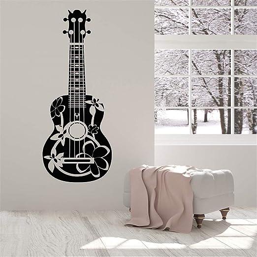kyprx Apliques de Vinilo Aplique acústico Guitarrista Guitarra ...