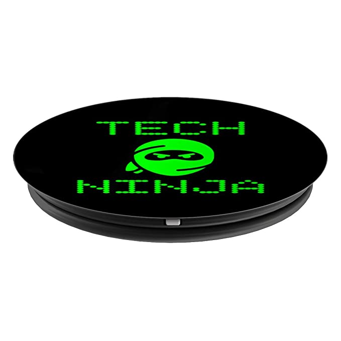 Amazon.com: Tech Ninja Funny IT Support Computer Geek ...