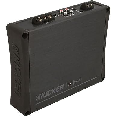 Stillwater – diseños Kicker Mono amplificador de coche