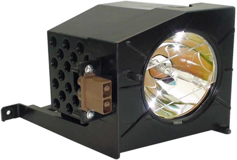 56MX195 52HMX95 62HM15A CTLAMP D95-LMP Compatible Projector Lamp with Housing D95-LMP Replacement Compatible with TOSHIBA 46HM15 46HM95 52HM95 56HM195 62HM1 52HM195 46HMX85 52HMX85