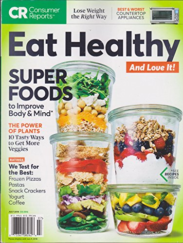 Top 9 best consumer reports eat healthy