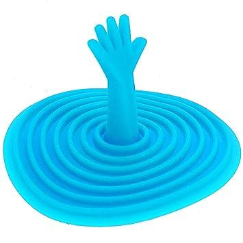 Grün Badewannen Stöpsel Waschbecken Stopfen Silikon Abfluss Küche Wasser Gummi