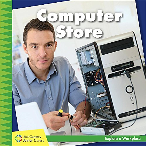 Computer Store (21st Century Junior Library: Explore a Workplace) by Cherry Lake Pub (Image #1)